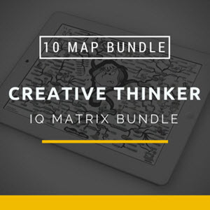 Creative Thinker IQ Matrix Bundle