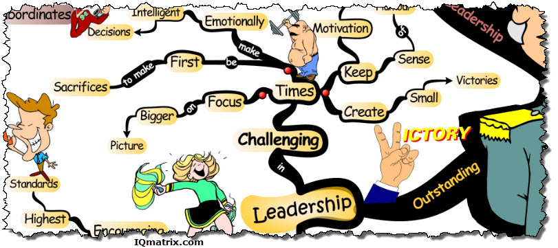 Outstanding Leadership in Challenging Times