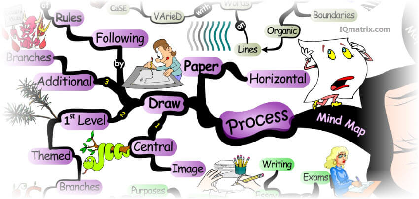 The Mind Mapping Process