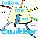 Follow Me on Twitter Logo Badge 2