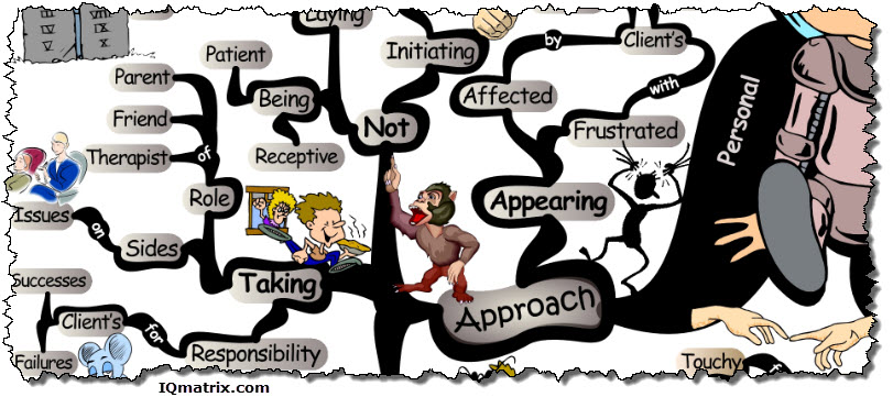 Life Coaching Personal Approach Mistakes