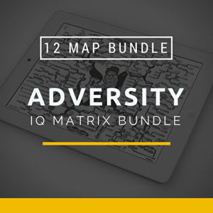 Overcoming Adversity IQ Matrix Bundle