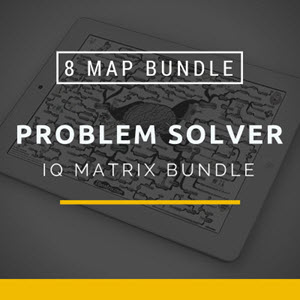 Problem Solver IQ Matrix Bundle