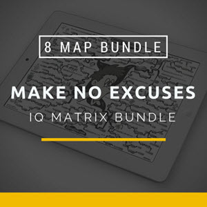 Make No Excuses IQ Matrix Bundle
