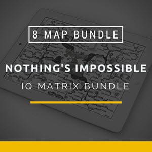 Nothings Impossible IQ Matrix Bundle