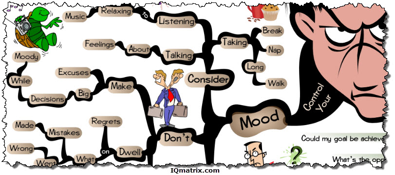 How to Control Your Mood
