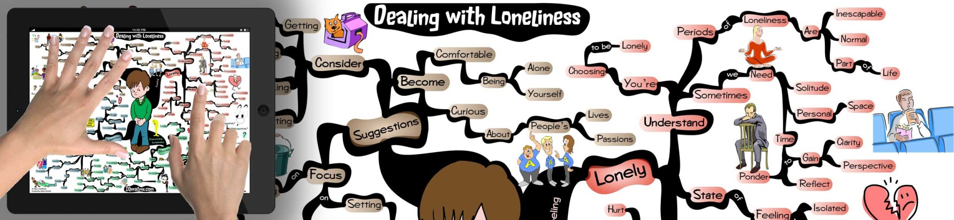 How to deal with loneliness and reconnect with others