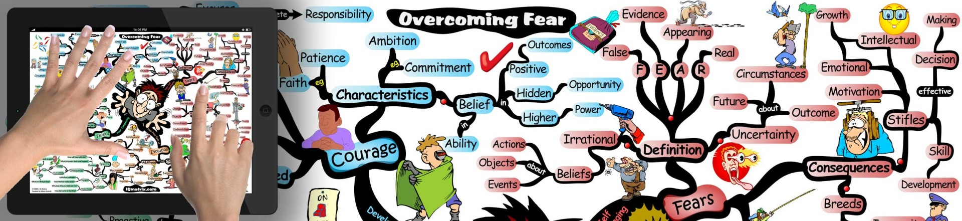 practical and actionable ideas to help you overcome your fears