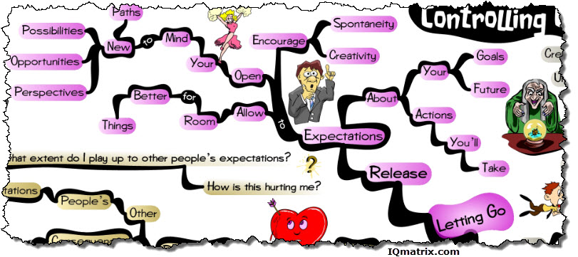 Releasing Expectations