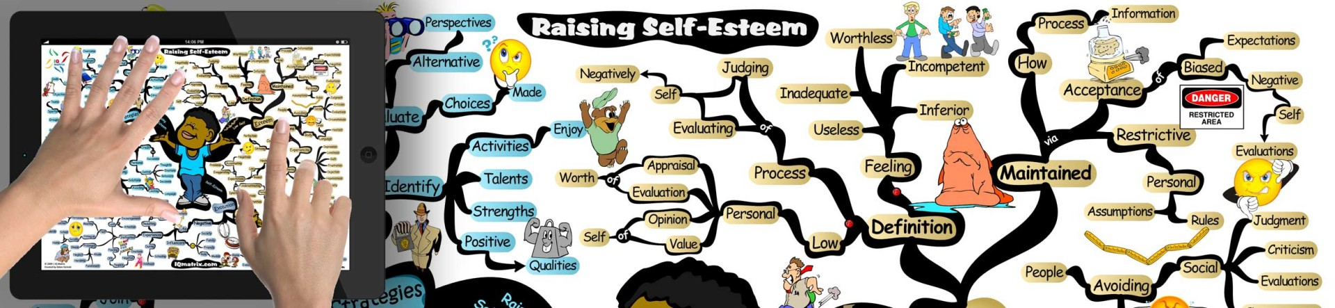 practical ideas to help you quickly improve your self esteem