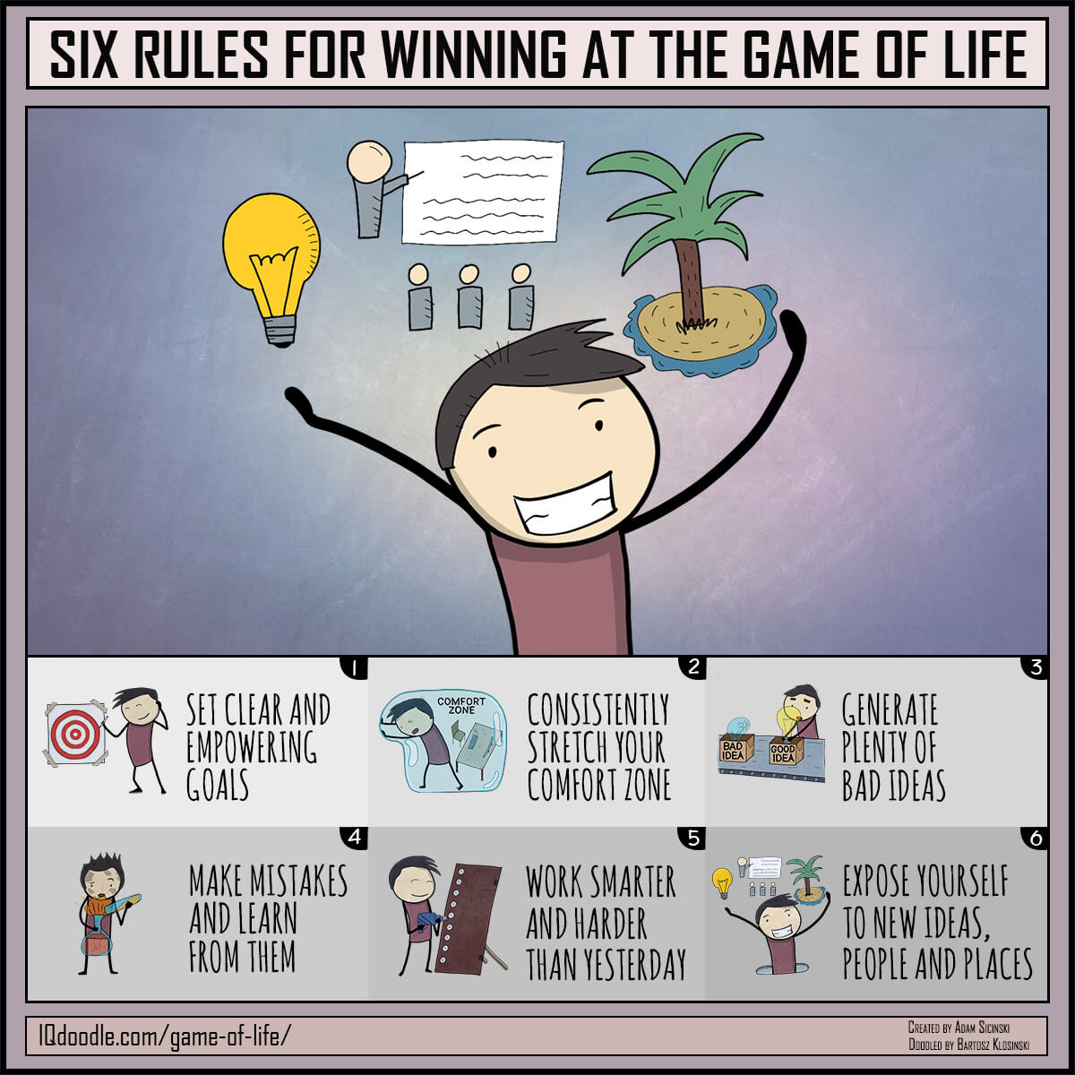 the game of life essay