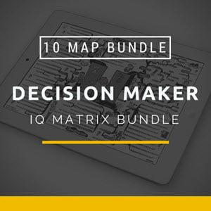 Decision Maker IQ Matrix Bundle