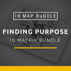 Finding Purpose IQ Matrix Bundle