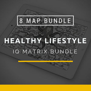 Healthy Lifestyle IQ Matrix Bundle