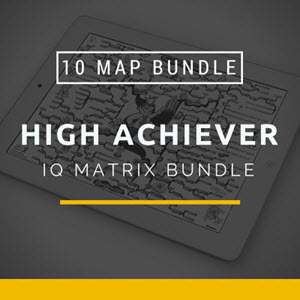 High Achiever IQ Matrix Bundle