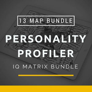 Personality Profiler IQ Matrix Bundle