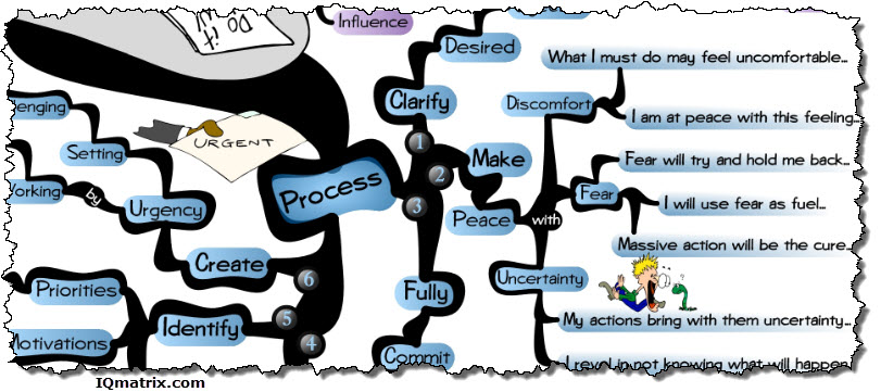 Taking Massive Action Process