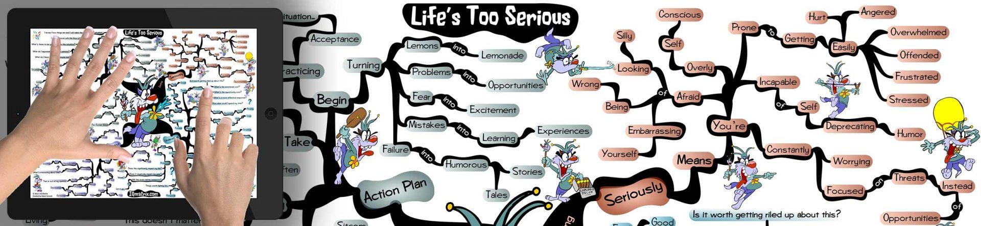 Life's too Serious