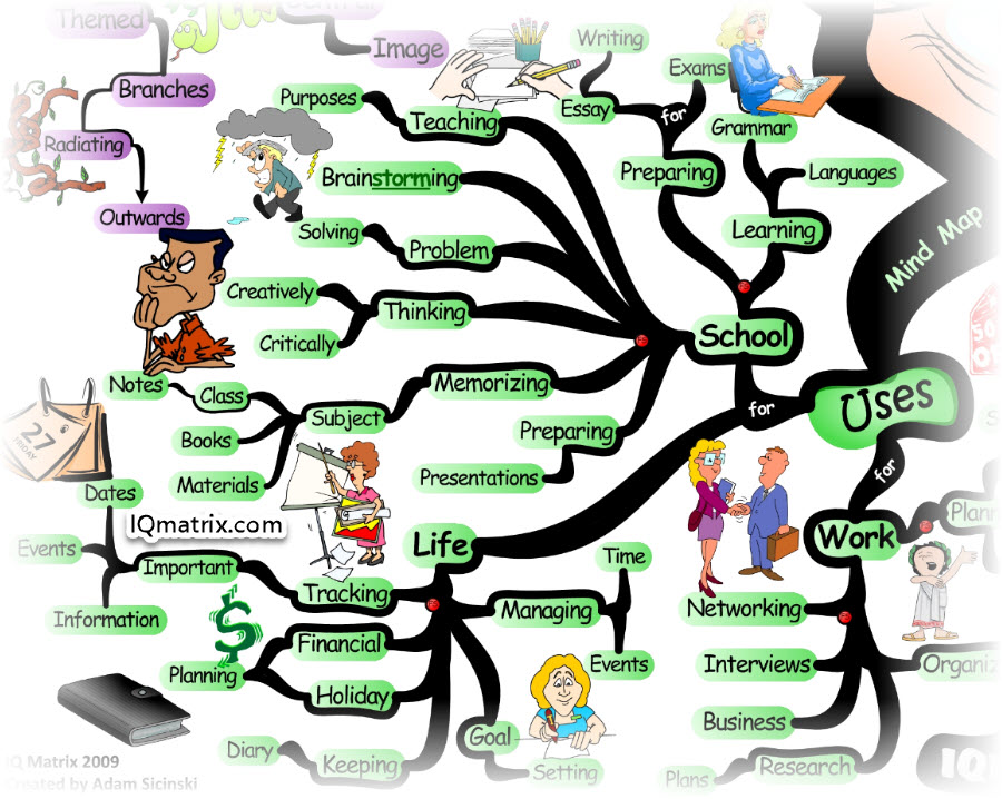 How to Use a Mind Map