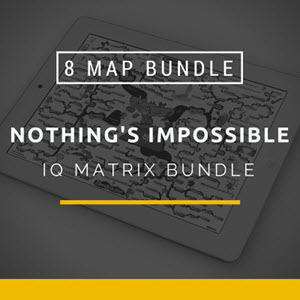 Nothings Impossible IQ Matrix Bundle