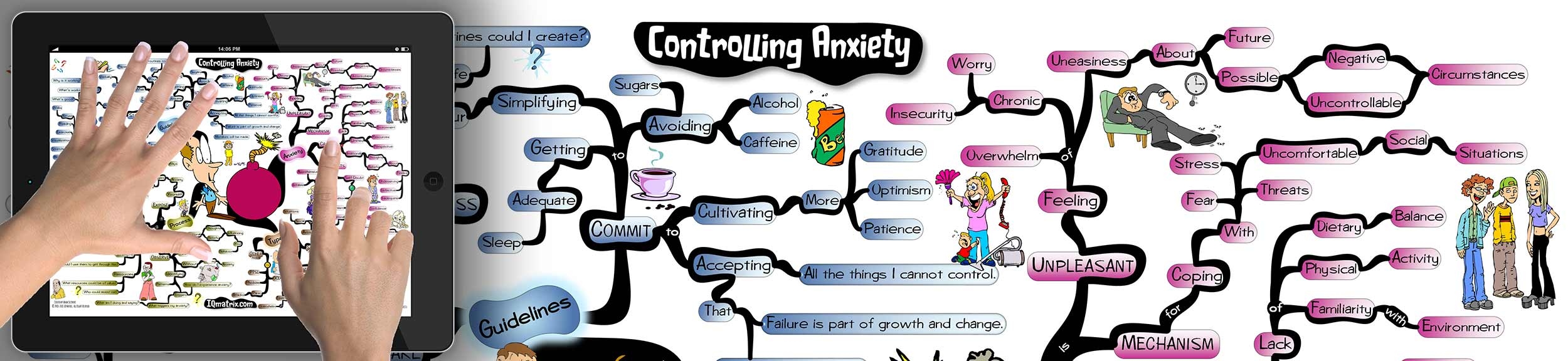 How to control your anxiety and progressively start calming your mind fandeluxe Choice Image