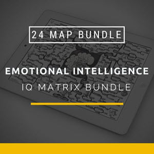 Emotional Intelligence IQ Matrix Bundle