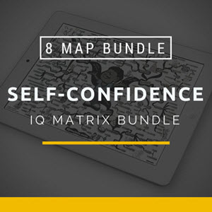 Self-Confidence IQ Matrix Bundle
