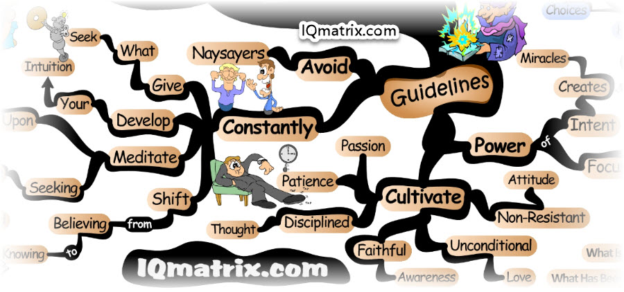 Guidelines for Manifesting the Life of Your Dreams