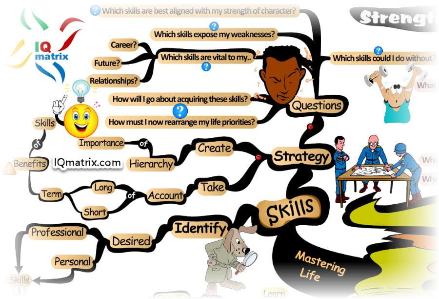 Identify Key Life Skills to Master