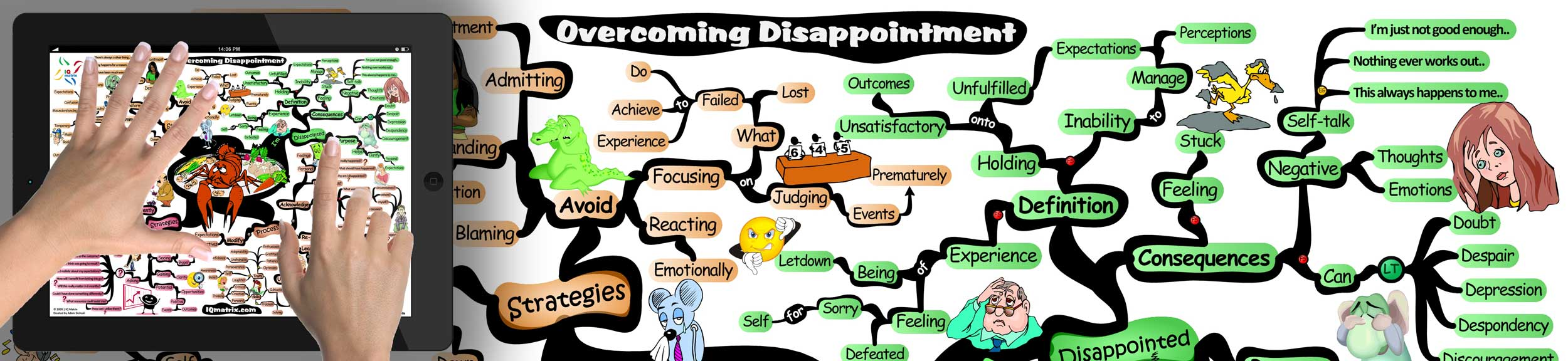 How to Overcome Disappointment and Refocus on Your Goals