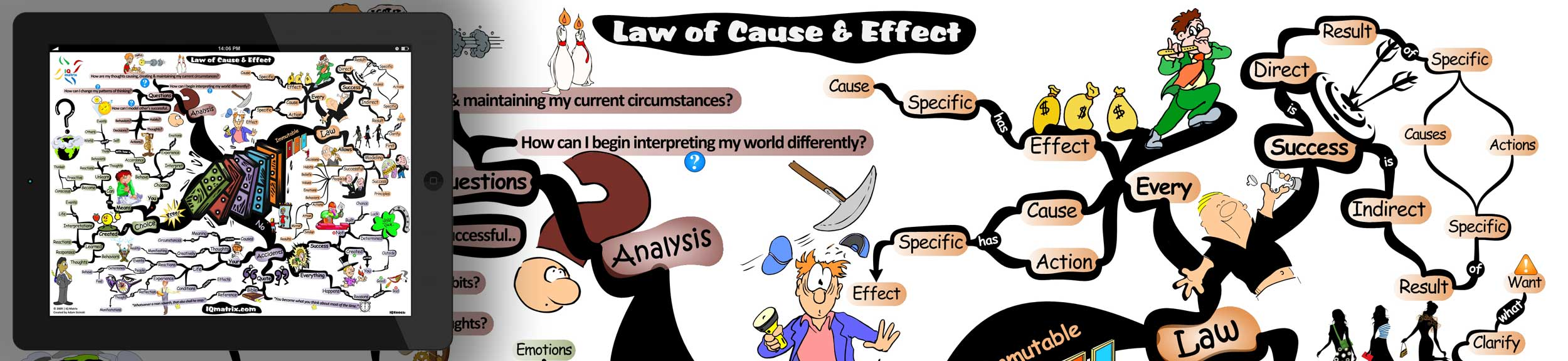 The Universal Law of Cause and Effect and its Impact on Your Life