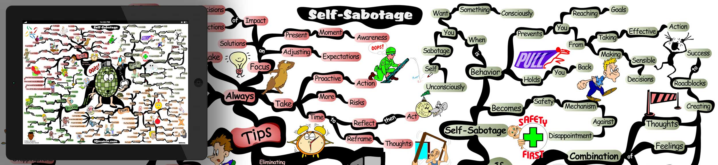 Do You Sabotage Your Own Success? Hereu0027s How To Stop Self Sabotage In Its  Tracks!
