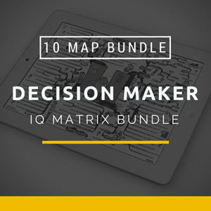 Decision Maker IQ Matrix Bundle