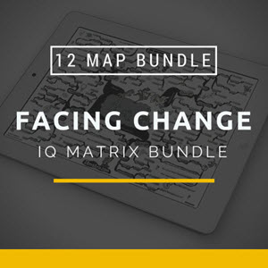 Facing Change IQ Matrix Bundle