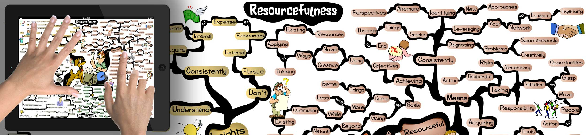 How to Be Resourceful recommend
