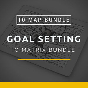 Goal Setting IQ Matrix Bundle