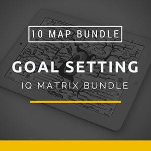 Goal Setting IQ Matrix Bundle