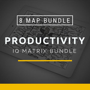 Boosting Productivity IQ Matrix Bundle