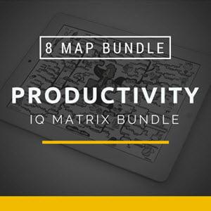 Boosting Productivity IQ Matrix Bundle