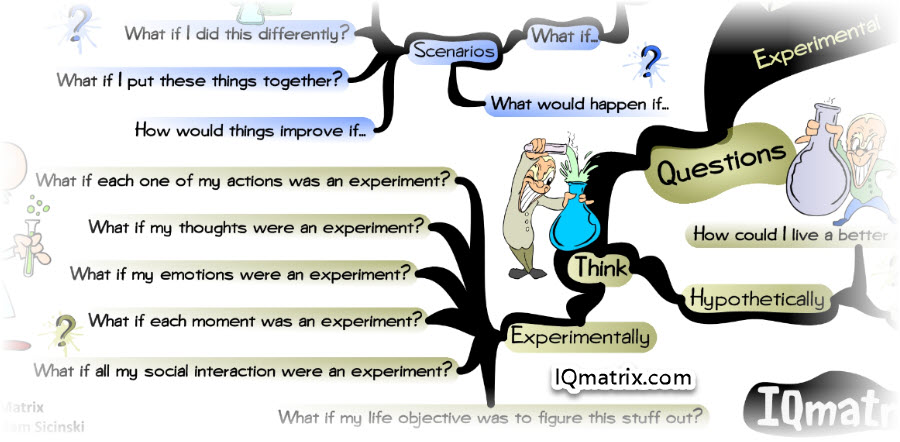 Asking Experimental Questions