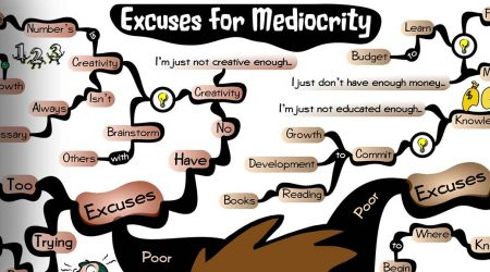 Excuses for Mediocrity